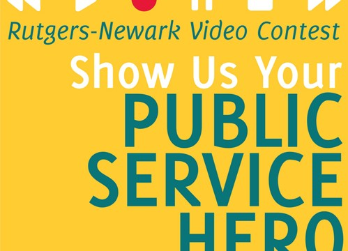 Win an IPad2 (via) Rutgers SPAA Public Service Hero Contest
